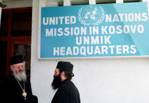 Rencontre kosovo