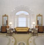 """Une autre photographie de la """"salle céleste"""" (© 2002 by Intellectual Reserve, Inc. All rights reserved)."""